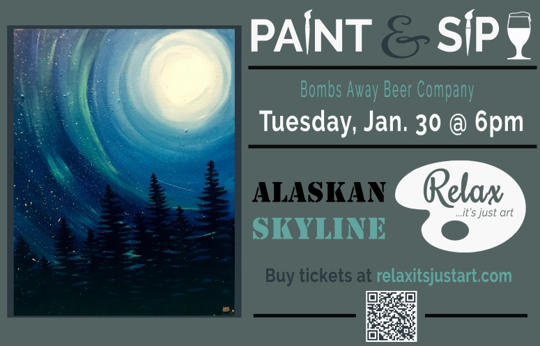 Alaskan Skyline Flyer BABC Jan 30
